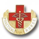 Practical Nurse Lapel Pin Medical Emblem Graduation Recognition Pins 962 New