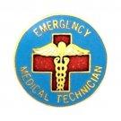 EMT Lapel Pin Emergency Medical Technician Graduation Recognition Pins 943 New