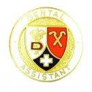 Dental Assistant Lapel Pin Oral Health Professional Emblem Graduation 1096 New