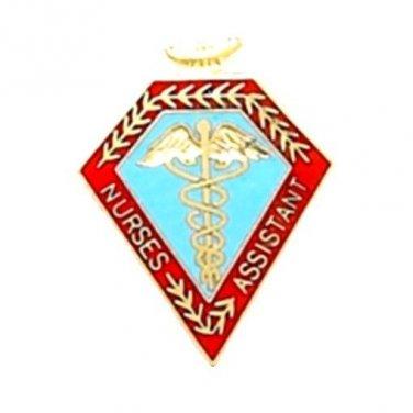 Nurse's Assistant Lapel Pin Medical Emblem Graduation Pins Nursing 5006 New