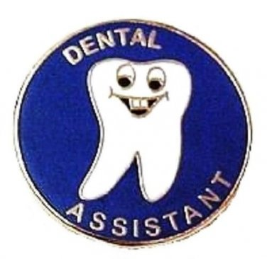 Dental Assistant Lapel Pin Smiley Face Tooth Professional Medical 112 Exclusive