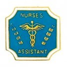 Nurses Assistant Lapel Pin Caduceus Medical Emblem Graduation Nursing 971 New