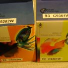 NEW 1 SET OF Ink For HP Printer INJECT 92/93