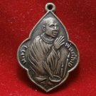 1963 LP KLAI COIN THAI BUDDHA AMULET STRONG BLESSING SUCCESS LUCKY RICH PENDANT