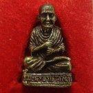 SOMDEJ TOH WAT RAKANG IMAGE REAL THAI BUDDHA MINI AMULET SUCCESS PROSPERITY LIFE