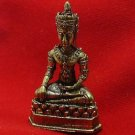 KHMER BUDDHA THAI MINI AMULET LONG LUCKY LIFE SIAM GIFT THAILAND BEAUTIFUL CRAFT