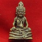 4 FACES HERMIT GURU NAGA THAI LIFE PROTECT LUCKY AMULET