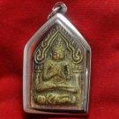 KHUNPAEN & GUMAN THONG THAI MAGIC YANTRA AMULET PENDANT LUCKY GAMBLE RICH CHARM