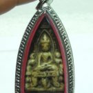 PHRA LIANG REAL ANTIQUE LORD BUDDHA AMULET LUCKY RICH PEACEFUL SAFE LIFE PENDANT