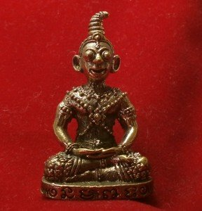 NGANG LOVE SEX APPEAL REAL MAGIC MANTRA ATTRACTION THAI MINI BUDDHA AMULET CHARM