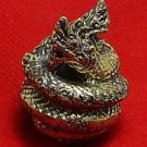 DUO NAGAS NAK SNAKE MINI BALL THAI LOVE & SEX APPEAL ATTRACTION HOT AMULET CHARM