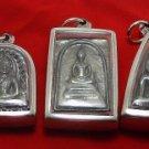 BENJAPAKEE MAGIC LEKLAI BEST TOP 5 POWERFUL THAI BUDDHA DREAM SET AMULET PENDANT