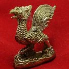 TINY PHEASANT MAGIC BIRD THAI BRASS AMULET RICH TRADE LUCKY GAMBLE NICE HOT GIFT