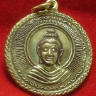 LORD BUDDHA SIAM BUDDHIST DHARMA POWERFUL LUCKY AMULET BLESS FOR SUCCESS PENDANT