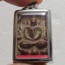 REAL RARE LP BOON LORD BUDDHA SAMATI YANTRA THAI MAGIC AMULET RICH LUCKY SUCCESS