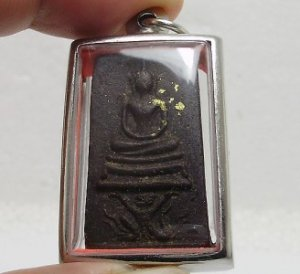 PHRA SOMDEJ LP BOON MAGIC HANUMAN MONKEY KING THAI BUDDHA AMULET SUCCESS PENDANT