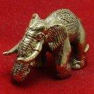 MAGIC WAR ELEPHANT THAI MINI AMULET RICH THAILAND TALISMAN HOT GIFT LUCKY GAMBLE