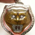 MAGIC TIGER LP PERN MUAY THAI STRONG LIFE PROTECTION BUDDHA AMULET LUCKY PENDANT