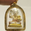 GUMAN KUMAN THONG LP HONG MAGIC BOY SPIRIT THAI AMULET PENDANT LUCKY RICH GAMBLE
