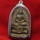 1896 LORD BUDDHA TANJAOMA THAI MIRACLE AMULET LUCKY RICH TRADE BEST FOR BUSINESS