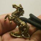MAGIC WAR HORSE THAI PENDANT AMULET NECKLACE RICH TALISMAN GIFT LUCKY WIN GAMBLE