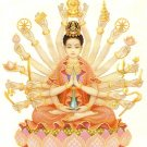 1000 HANDS BUDDHA GUAN YIN QUAN IM MINI AMULET BLESSING FOR SUCCESS HAPPY LUCKY