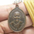 LP SINGHA FIRST BATCH COIN THAI BUDDHA LIFE PROTECTION AMULET PENDANT NECKLACE