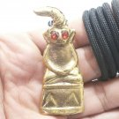 NGANG RED EYES LOVE SEX APPEAL ATTRACTION AMULET THAI PENDANT GOOD LUCK NECKLACE