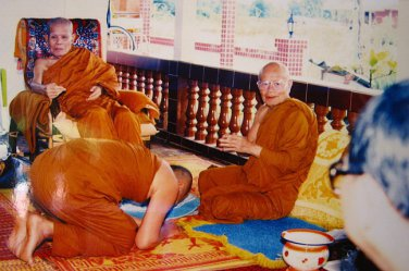 LP SRI THAI MAGIC YANT AMULET PENDANT GOOD LUCK RICH MULTIPLY WEALTH CALL MONEY