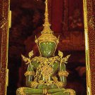 PHRA KAEW OF EMERALD BUDDHA TEMPLE THAI AMULET BLESSED FOR LUCKY SUCCESS PENDANT