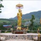 PHRA SIVALEE THAI MINI BRASS BUDDHA BLESS AMULET LUCKY TRADE MONEY RICH MERCHANT