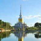 SIVALEE SIVALI THAI ANTIQUE MAGIC AMULET PENDANT BUDDHA NADOON LUCKY RICH MONEY
