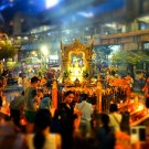LORD BRAHMA PHRA PROM HINDU GOD DEITY AMULET PENDANT NECKLACE SUCCESS BLESSING