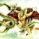THAI AMULET GARUDA PHAYA KRUT MAGIC EAGLE BIRD BLESSED STRONG PROTECTION PENDANT