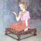 THAI BUDDHA AMULET PENDANT NANGKWAK LADY CALL MONEY & SIVALI SIVALEE BIG FORTUNE