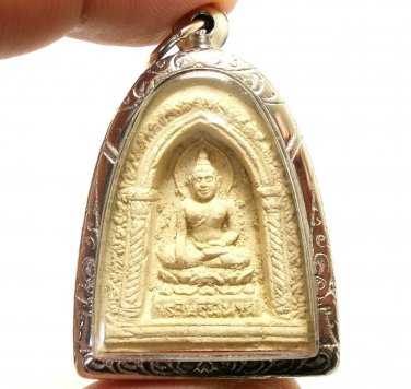 LORD BUDDHA PAIREEPINAT THAI PENDANT BLESSED FOR STRONG PROTECTION LUCKY AMULET