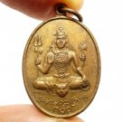 LORD SHIVA MAHADEVA & GANESHA HINDU DEITY PENDANT BLESS SUCCESS GREAT PROTECTION