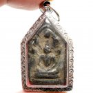 THAI BUDDHA AMULET PENDANT LP BOON NAKPROK NAGA LIFE PROTECTION FROM EVIL SPIRIT