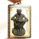 LP SUANG MIRACLE MAGIC VULNERABLE MONK THAI BUDDHA AMULET RICH GOOD LUCK PENDANT