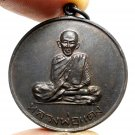 LP DANG COIN BLESSED 1976 LUCKY RICH SUCCESS MULTIPLY PENDANT THAI BUDDHA AMULET