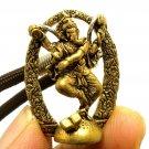 HINDU GOD OF SUCCESS LORD GANESHA GANAPATI VINAYAKA GANESH DEITY MIRACLE PENDANT