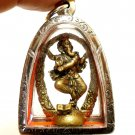 LORD GANESHA PENDANT HINDU GOD OF SUCCESS GANAPATI VINAYAKA GANESH DEITY MIRACLE