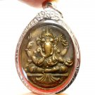 LORD GANESHA GANAPATI VINAYAKA LP KLOY HINDU GOD OF SUCCESS WEALTH LUCKY PENDANT