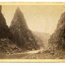 Currecanti Needle, Black Canyon by Jackson