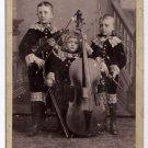 Children with Instruments