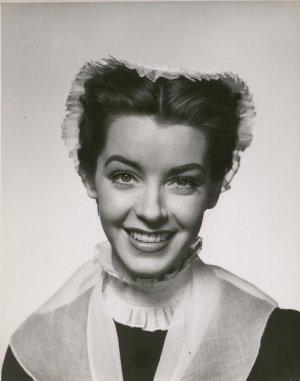 Halsman of Marsha Hunt