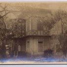 Mansion Cabinet Card
