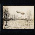 Photograph of A World War I Military Balloon