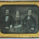 Original Seals - Quarter Plate Daguerreotype