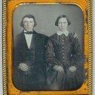 Couple Daguerreotype - Wedding Celebration